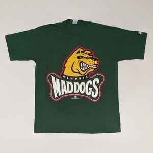 1995 Memphis Mad Dogs Starter T-shirt